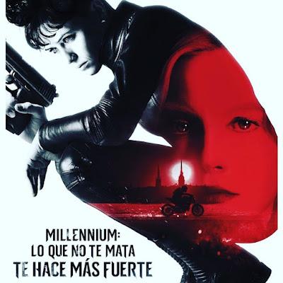 Millennium, lo que no te mata te hace más fuerte, the girl in the spiders web,