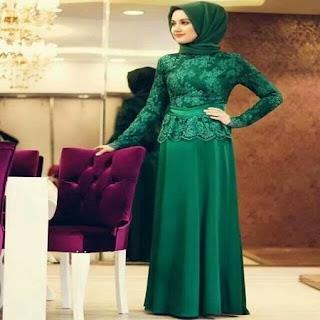 model baju kebaya dan jilbab
