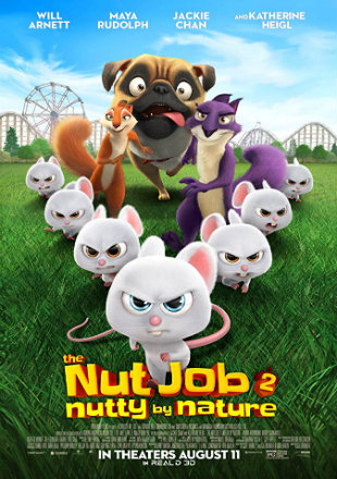 The Nut Job 2: Nutty by Nature 2017 BRRip 720p Dual Audio In Hindi English