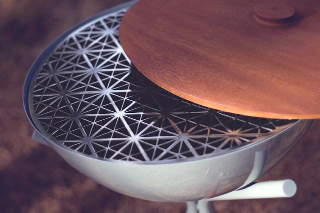 modern outdoor grill designs