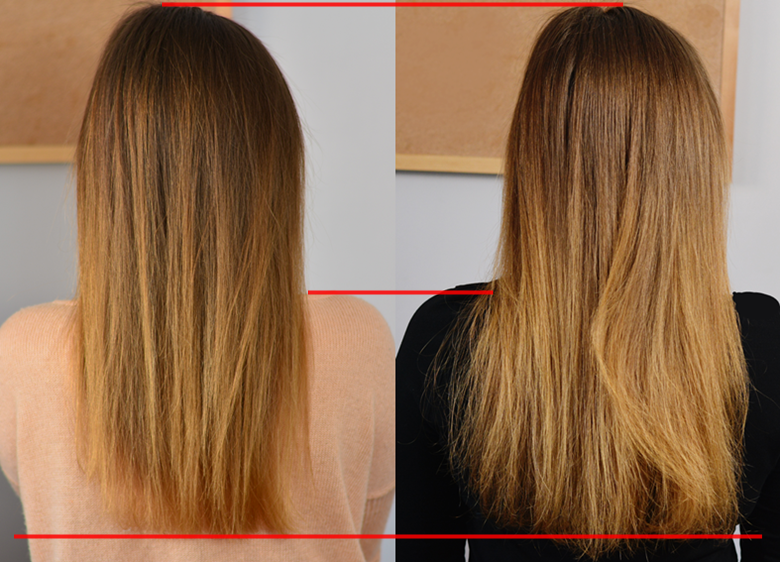 Kaminomoto efekty hair growth przyrost włosów