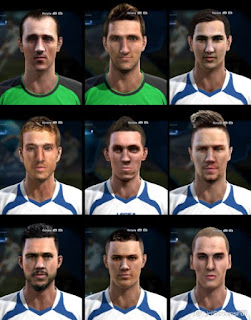 Facepack Bosnia National Team Pes 2013