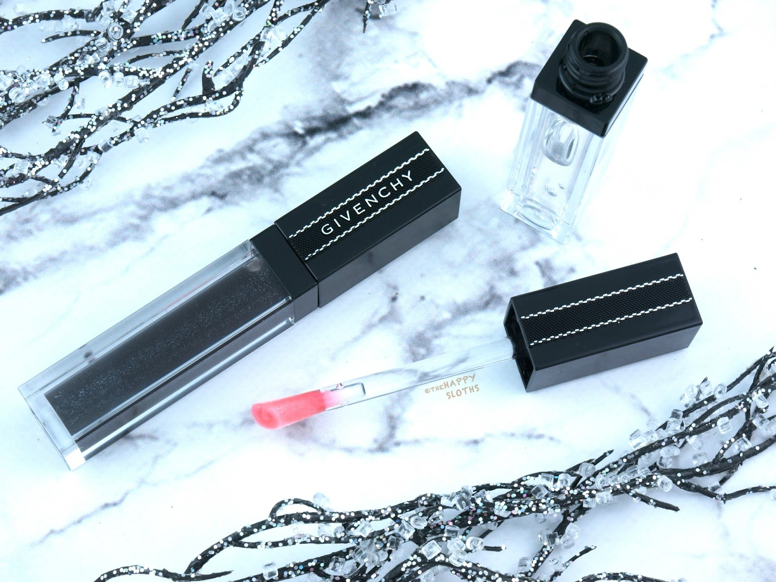 Givenchy | Gloss Interdit Vinyl: Review and Swatches