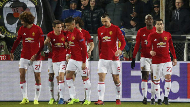 Manchester United earn 1-1 draw on threadbare pitch at Rostov