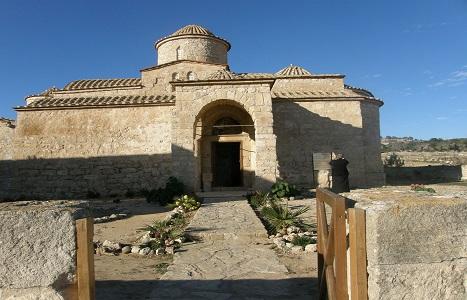 Παναγία η Κανακαριά στην τουρκοκρατούμενη Κύπρο