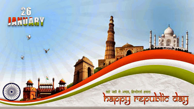 Happy Republic Day HD Pictures for Facebook