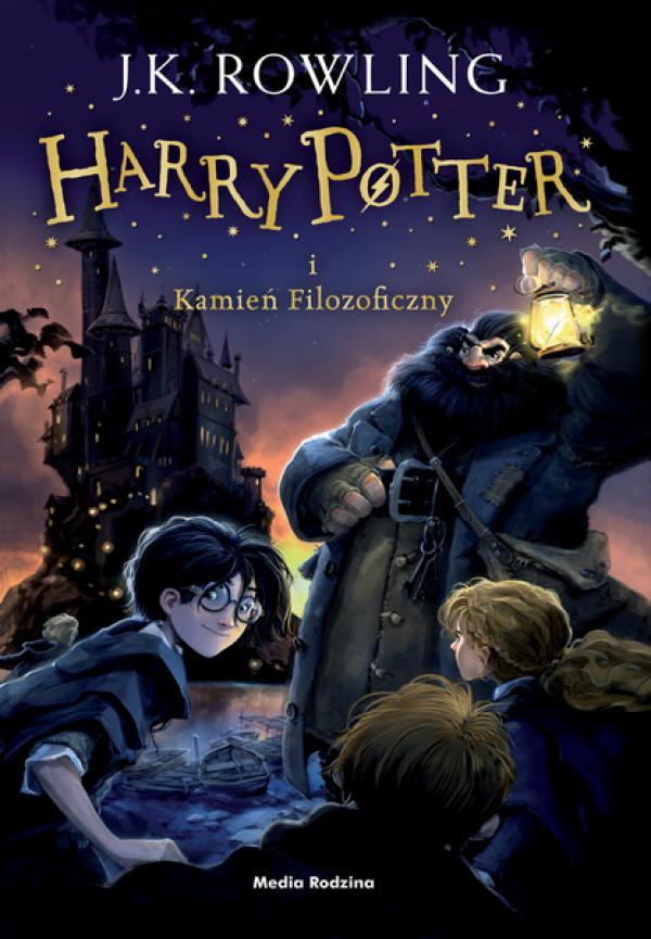 Chłopiec, który przeżył.. czyli ''Harry Potter i Kamień Filozoficzny [Recenzja]