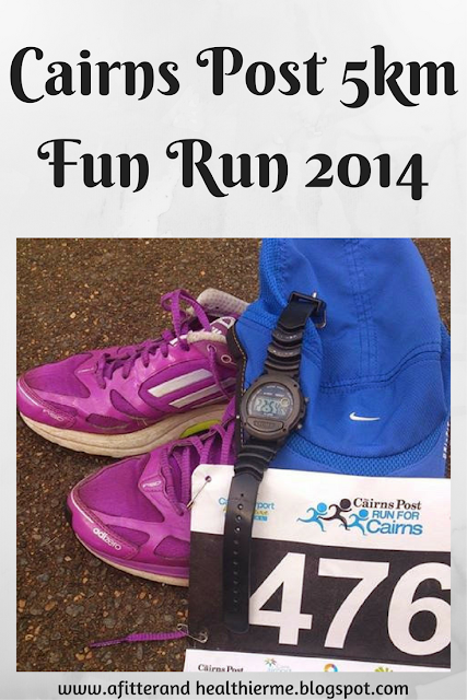 Cairns Post 5 km Fun Run 2014