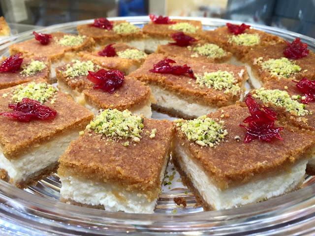 عمل الهريسة بثماني طرق رائعة في رمضان