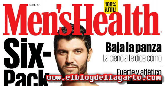 Men's Health México -Six Pack Baja la panza banner