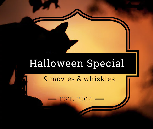 Halloween Special: Pairing 9 whiskies with classic horror movies