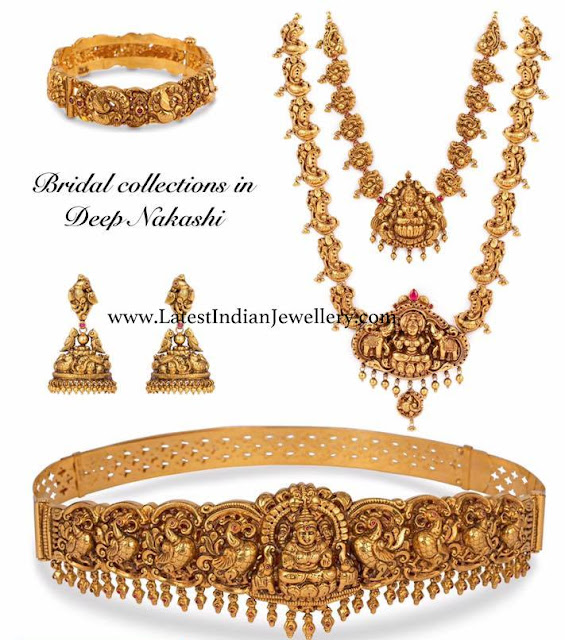 Deep Nakshi Bridal Jewellery