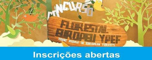 Concurso Florestal Europeu YPEF – Young People in European Forests