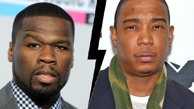 50 Cent tem conta desativada no Instagram e debocha dizendo que Ja Rule o denunciou