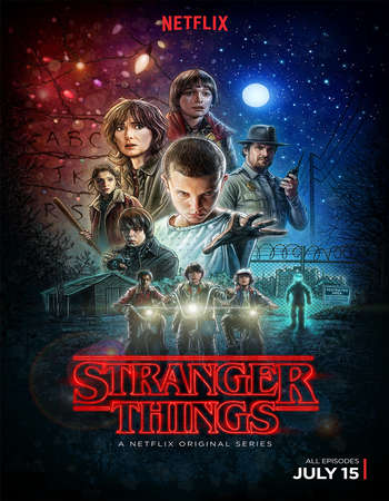 Stranger Things 2016 S01 Complete Dual Audio 720p HDRip [Hindi – English] 300MB