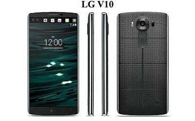 Spesifikasi LG V10, Harga LG V10 Terbaru