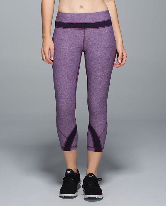 lululemon heathered berry yum yum inspires