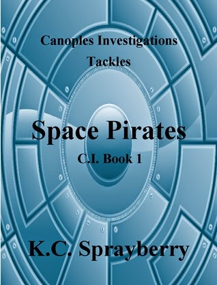 http://www.amazon.com/Canoples-Investigation-Tackles-Space-Pirates-ebook/dp/B00MOIOJM6/ref=la_B005DI1YOU_1_4?s=books&ie=UTF8&qid=1414203600&sr=1-4