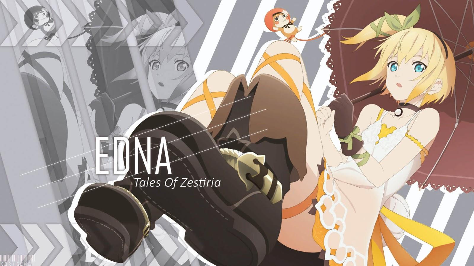 Pc Edna Tales Of Zestiria Wallpaper Anime Maniac