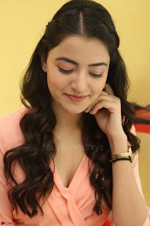 Rukshar Mir in a Peachy Deep Neck Short Dress 051.JPG