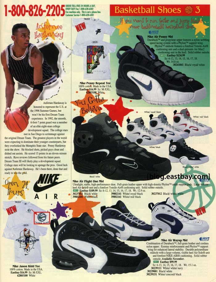 The Sneaker Addict Nike Air Max Quot Penny Quot 1 Sneaker Catalog