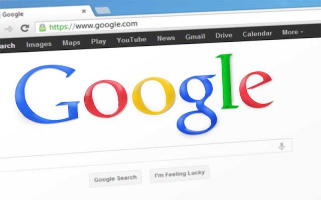 Gambar Google pencarian internet terbesar