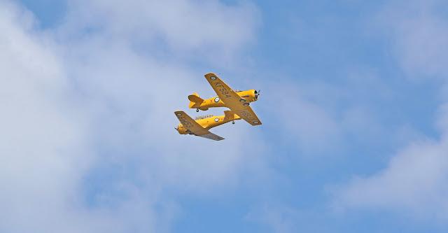 Międzynarodowe pokazy lotnicze w Gdynii