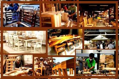 alamat CV usaha pembuatan meja kursi, lemari, rak, dipan Jepara