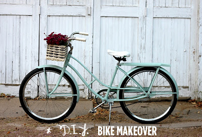 Pinta tu Mismo la Bicicleta