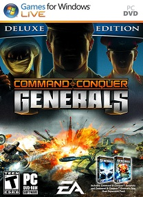 Command Conquer Generals Deluxe Edition Mac Download
