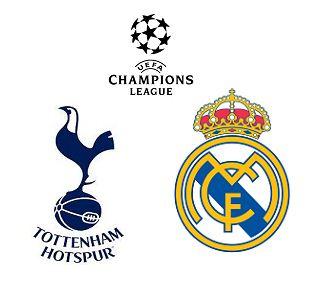Tottenham vs Real Madrid match highlights