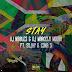 DJ Nibblez & Marcela Moura Feat. Zona 5 & Sojay - Stay (Afro Pop)