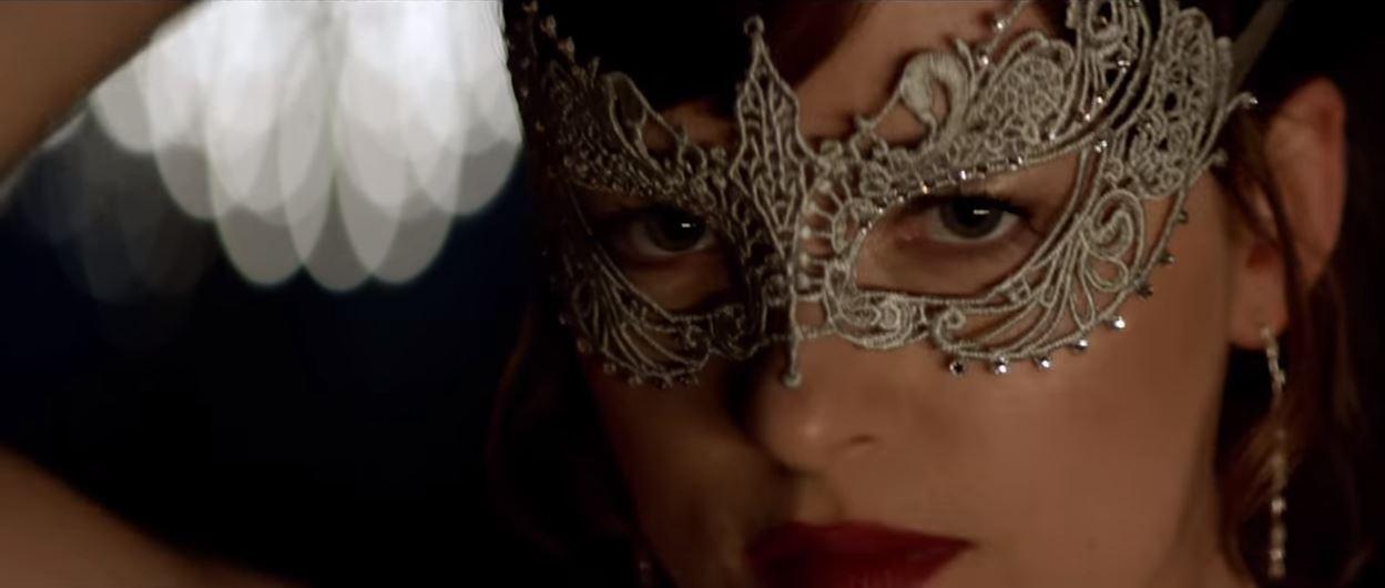 Canzone Cinquanta sfumature di Nero Pubblicità e Trailer film