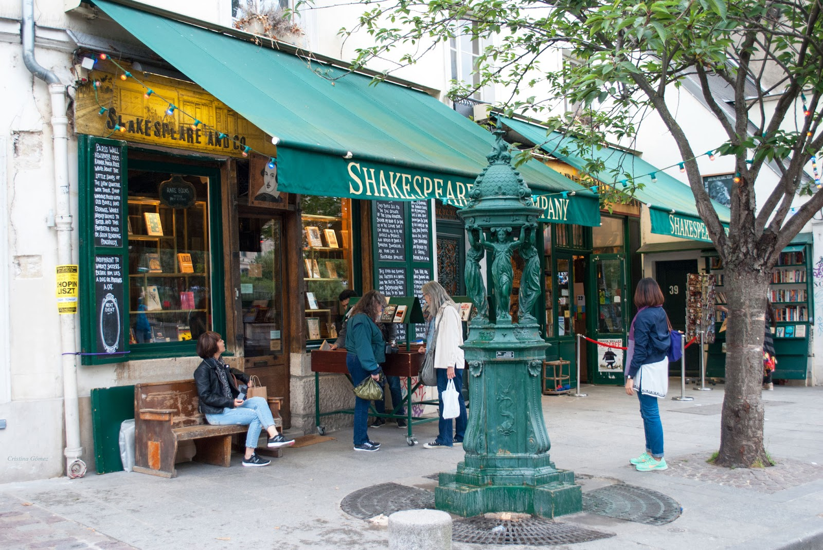 book shakespeare company paris europe best beautiful bookshop cool bookstore