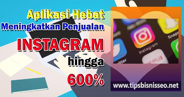 Meningkatkan penjualan instagram
