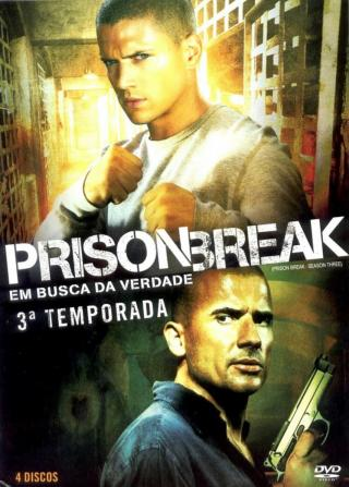 Prison Break 3ª Temporada Torrent - BluRay 720p Dublado