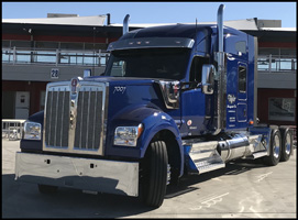 Taylor Transport Kenworth W990