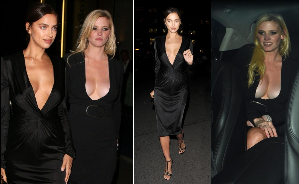 50 Times Celebs Went Braless - Stars who go braless 2