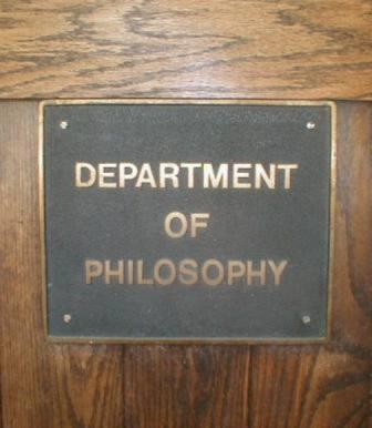 What Kinds of Universities Lack Philosophy Departments? Some Data