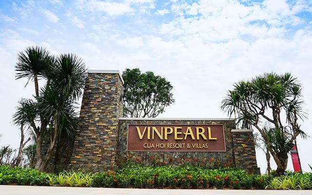 Vinpearl Cửa Hội Nghệ An
