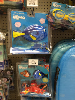 dory dive characters