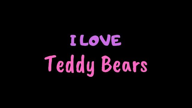Beautiful Teddy Bears