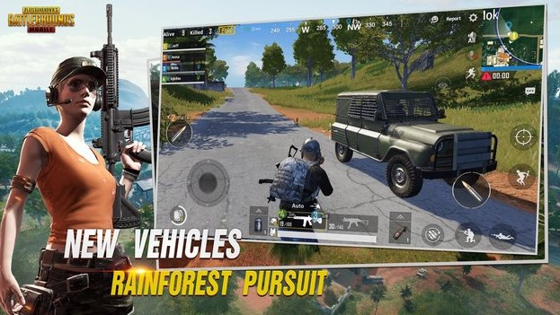 Download New Update PUBG Mobile For Android and IOS - PUBG Lite Download