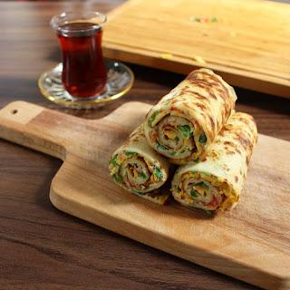 وجبة فطور سهله وسريعة التحضير