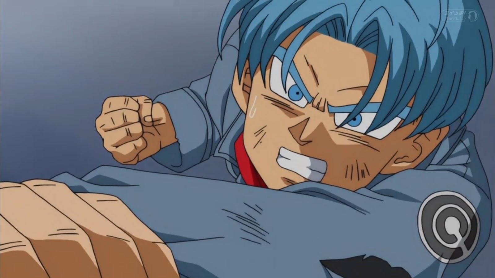 Dragon Ball Super: Episódio 48 – A Esperança Retorna!! Acorde no presente, Trunks!