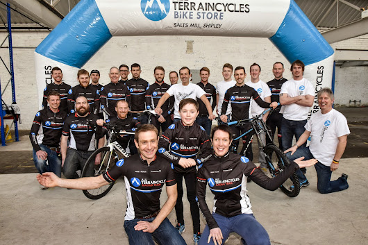 Yorkshire bike retailer announces 2015 Road and MTB teams