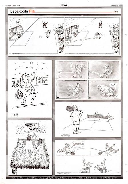 Sepakbola Ria EDISI JUM'AT, 7 JULI 2000