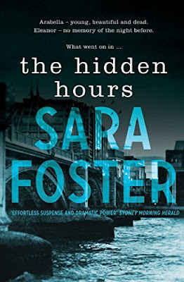 Cover image The Hidden Hours by Sara Foster