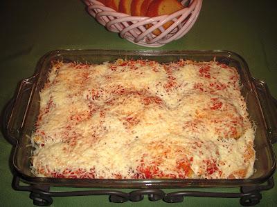 Margaret's Morsels   Chicken Parmesan