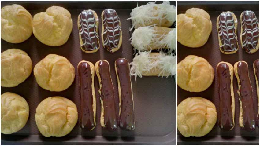 Adonan Dasar Sus/Chouk Pastry